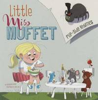 Little Miss Muffet Flip-Side Rhymes by Christopher Harbo image