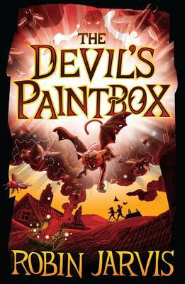 The Devil's Paintbox by Robin Jarvis image