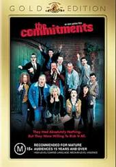 Commitments,The - Gold Edition on DVD
