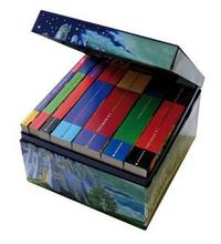 Harry Potter Paperback Boxed Set (all 7 books - Children's Ed.) by J.K. Rowling image