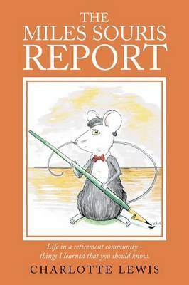 The Miles Souris Report by Charlotte Lewis image