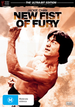 New Fist of Fury - The Ultra-Bit Edition (Hong Kong Legends) on DVD