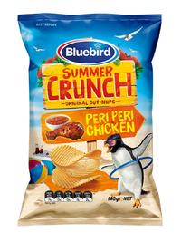 Bluebird Summer Crunch Original - Peri Peri Chicken (140g)