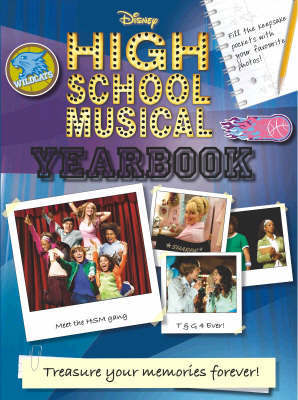 "Disney ""High School Musical"" Your Book"