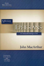 Ephesians by John F MacArthur image