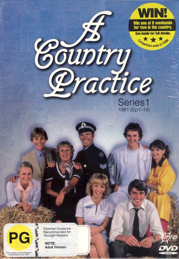 Country Practice, A: Series 1 (4 Disc) on DVD image