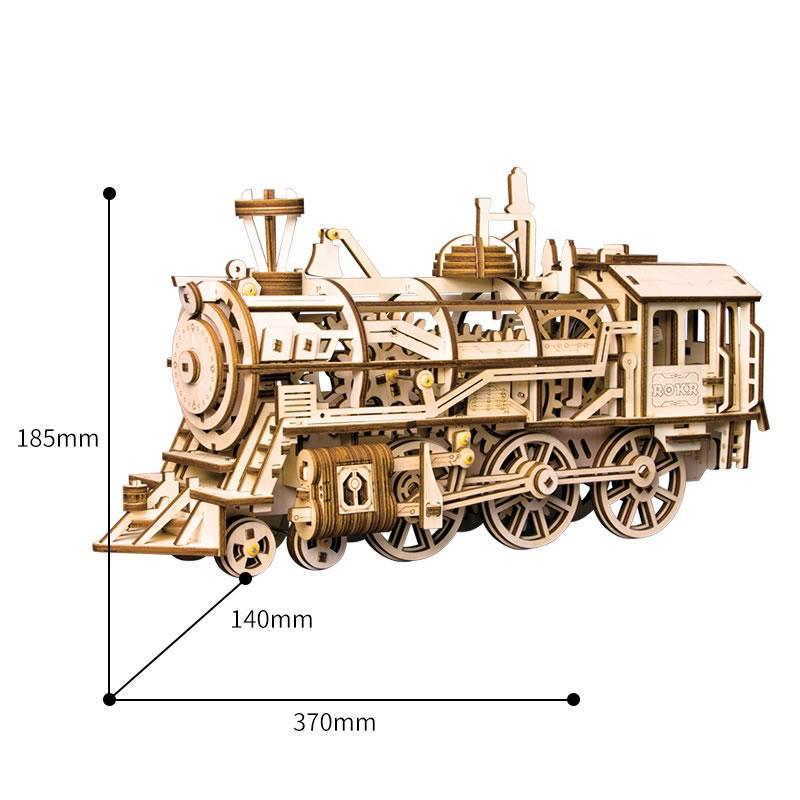 Robotime: Locomotive image