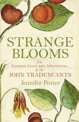 Strange Blooms by Jennifer Potter image