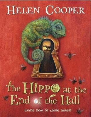 The Hippo at the End of the Hall by Helen Cooper image