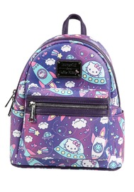 Loungefly: Hello Kitty - Space Mini Backpack