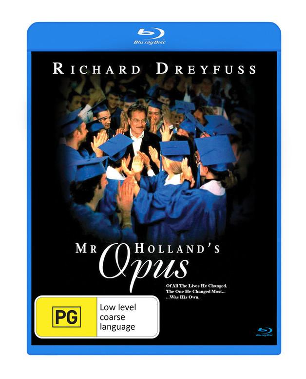 Mr Holland's Opus on Blu-ray