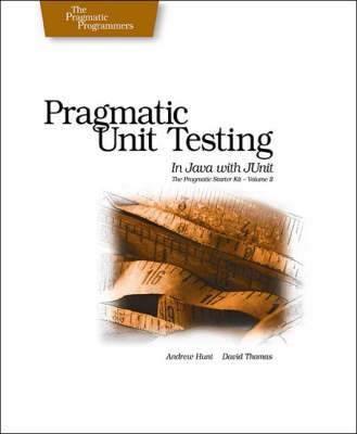 Pragmatic Unit Testing In Java with JUnit by Andy Hunt image