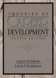 Theories of Career Development by Samuel H. Osipow image