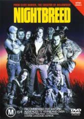 Nightbreed on DVD