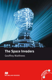 Macmillan Readers Space Invaders The Intermediate Without CD by Geoffrey Matthews