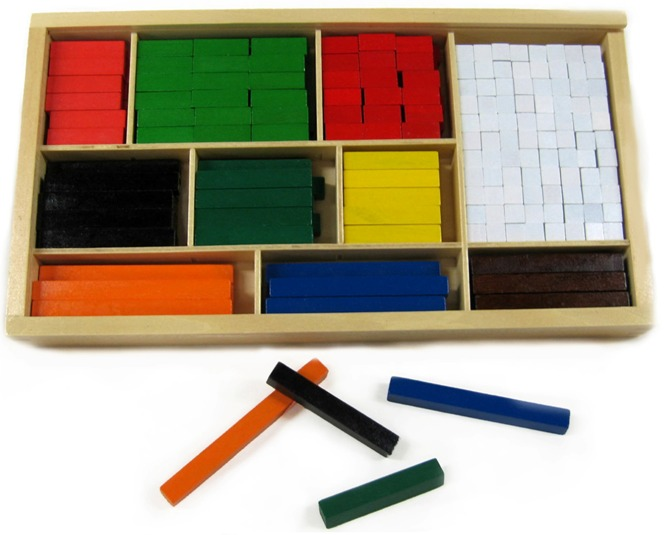 Fun Factory: Cuisenaire Rods image