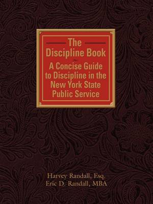 THE Discipline Book by Harvey Randall