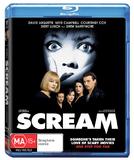 Scream on Blu-ray