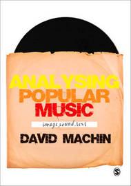 Analysing Popular Music by David MacHin image