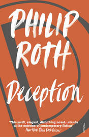 Deception by Philip Roth image
