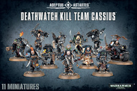 Warhammer 40,000 Deathwatch Kill Team Cassius