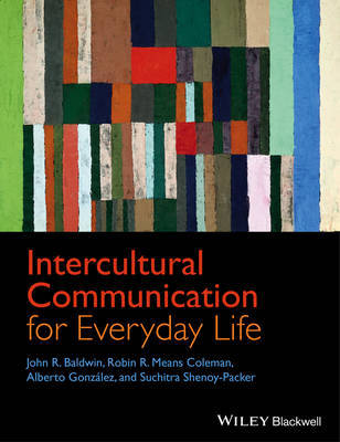 Intercultural Communication for Everyday Life by Suchitra Shenoy-Packer