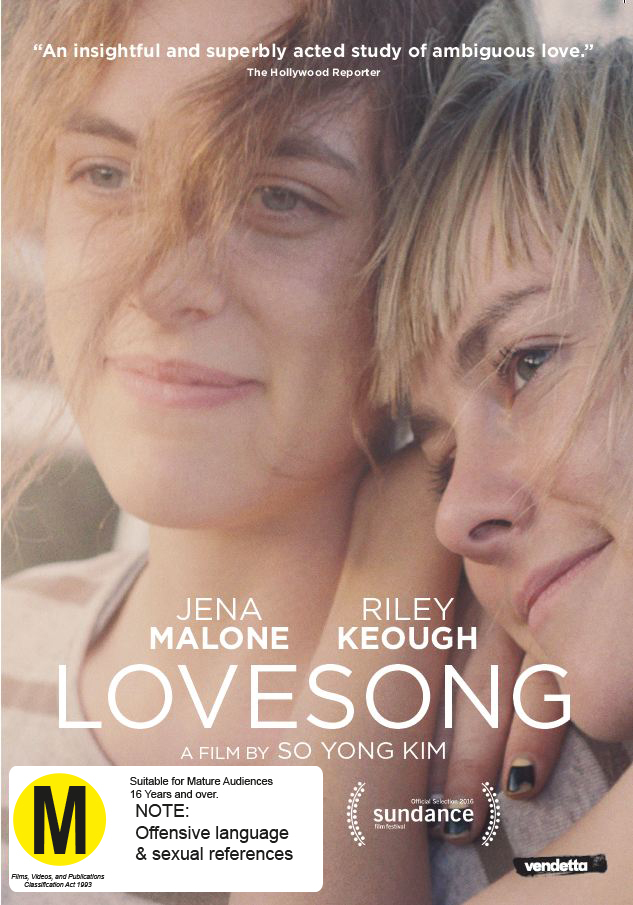 Lovesong on DVD image
