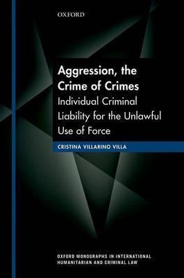 Aggression, the Crime of Crimes by Cristina Villarino Villa image