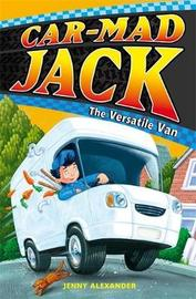 The Versatile Van by Jenny Alexander image