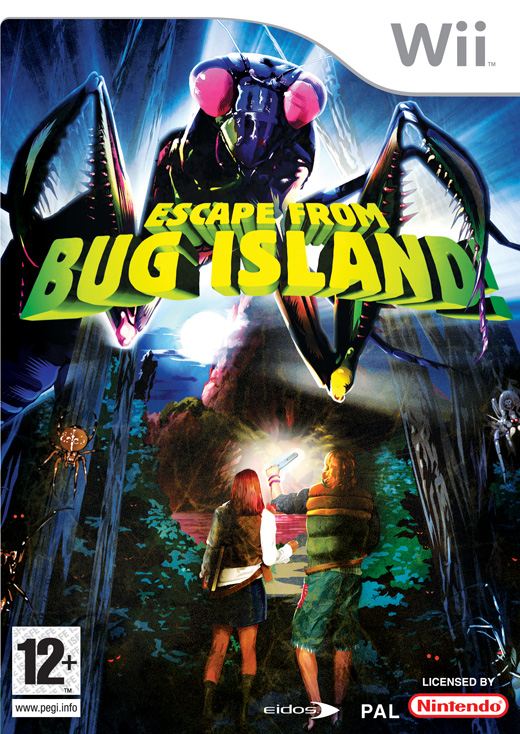 Escape from Bug Island for Nintendo Wii image