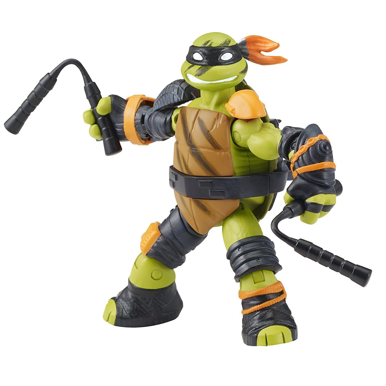 TMNT: Basic Action Figure - Super Ninja Mikey image