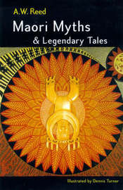 Maori Myths and Legendary Tales by A.W. Reed image