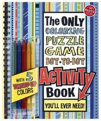 The Only Activity Book You'll Ever Need by Klutz Press image