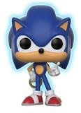 Sonic the Hedgehog - Sonic with Ring (Glow) Pop! Vinyl Figure