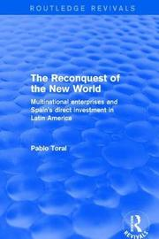 The Reconquest of the New World by Pablo Toral image