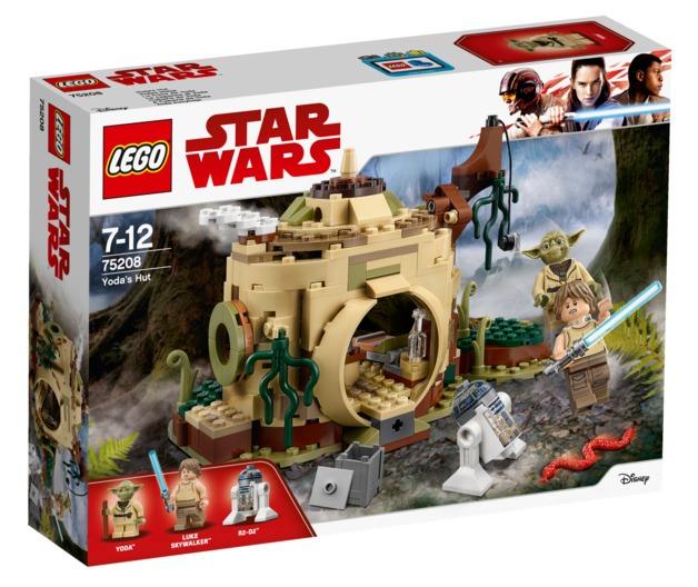 LEGO Star Wars: Yoda's Hut (75208)