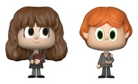 Ron + Hermione - Vynl. Figure 2-Pack