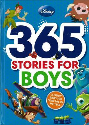 Disney 365 Stories for Boys image