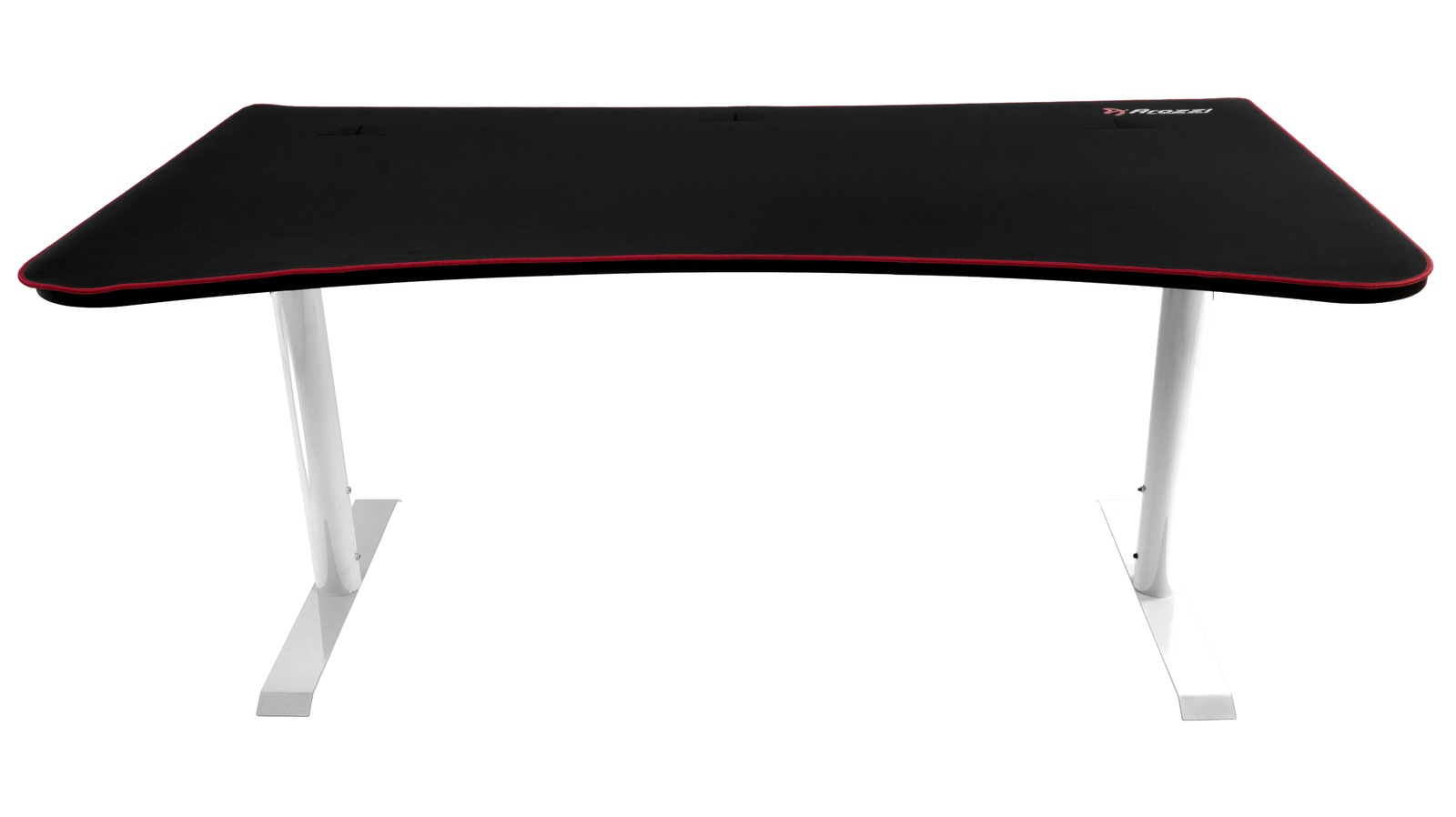 Arozzi Arena Gaming Desk (White) for  image