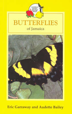 Butterflies of Jamaica by Eric Garraway image
