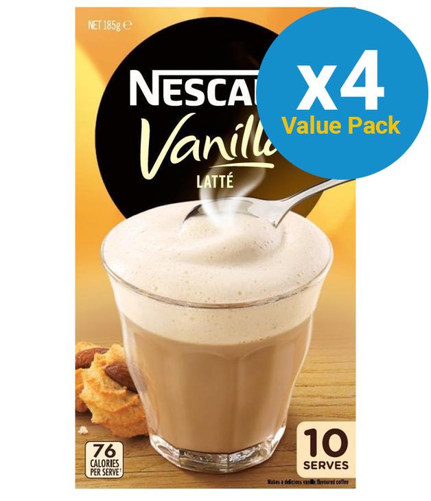 Nescafe Café Menu Vanilla Coffee (40 Sachets)