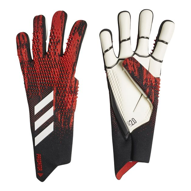 Adidas: Predator 20 Pro Gloves - (Size 9)