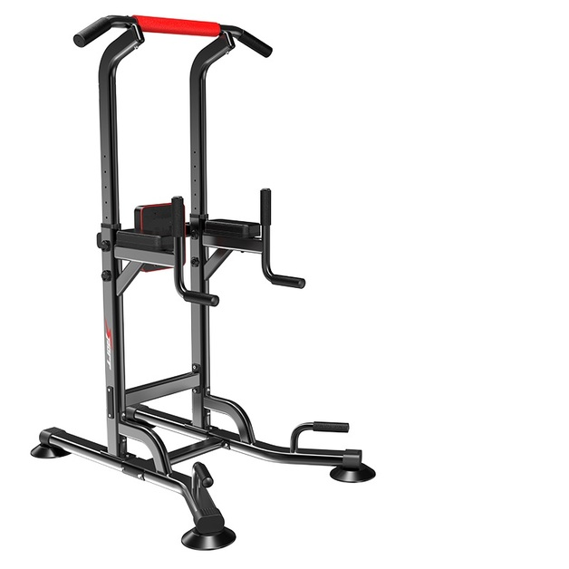 Ape Style Multi-Function Pull Up Power Tower Home Gym