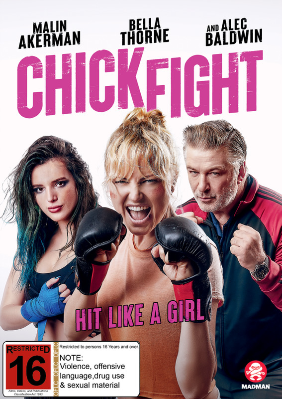 Chick Fight on DVD