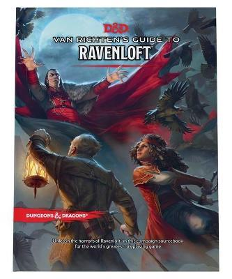 Dungeons & Dragons: Van Richten's Guide to Ravenloft by Wizards of the Coast