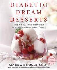 Diabetic Dream Desserts by Sandra Woodruff image