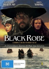 Black Robe on DVD