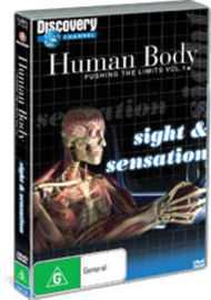 Human Body - Pushing The Limits: Vol. 1 - Sight & Sensation on DVD