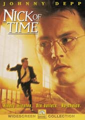 Nick Of Time on DVD