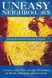 Uneasy Neighbours by David T. Jones image